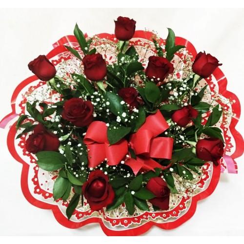 Arranjo de Rosas 1